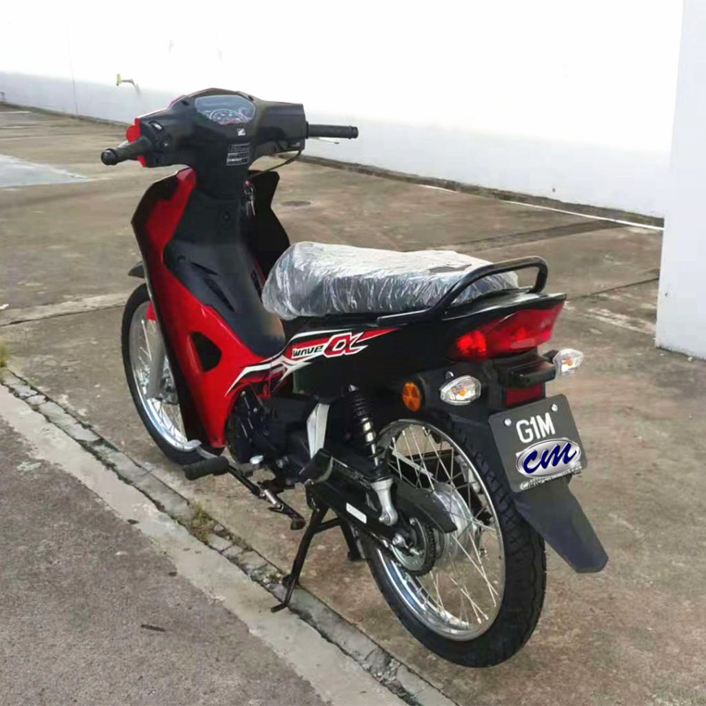 HONDA WAVE ALPHA 110 2017