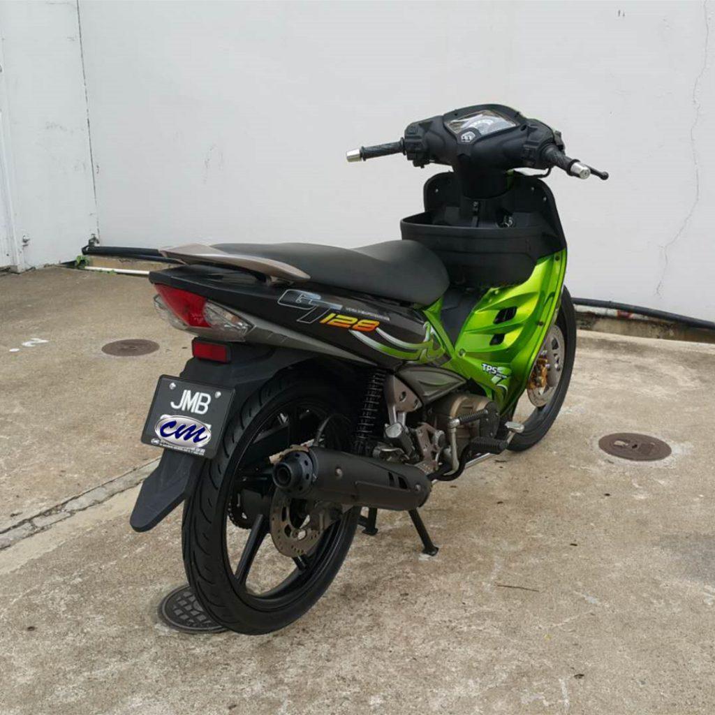 MODENAS GT 128 2010