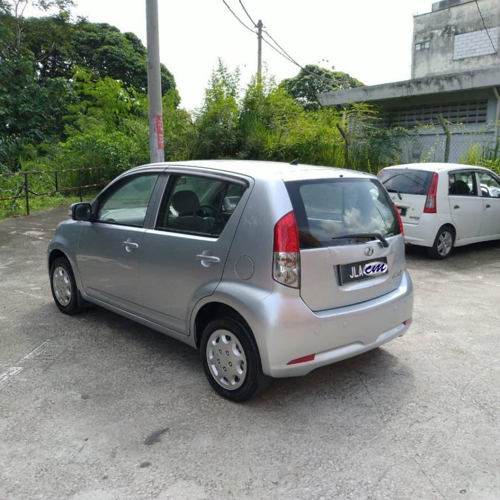 Perodua Myvi 1.0 Manual 2008