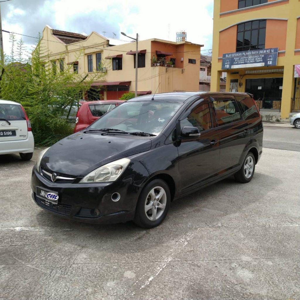 Proton Exora 1.6 Auto 2010