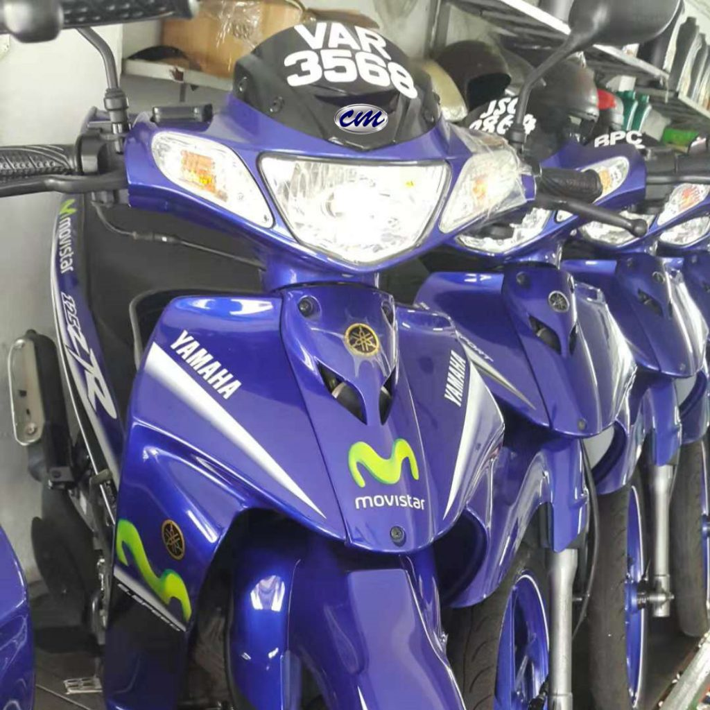 YAMAHA Y125 ZR MOVISTAR