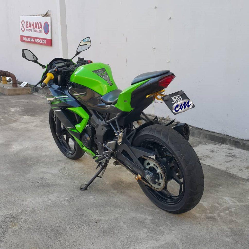 Kawasaki Ninja 250 SL 2015