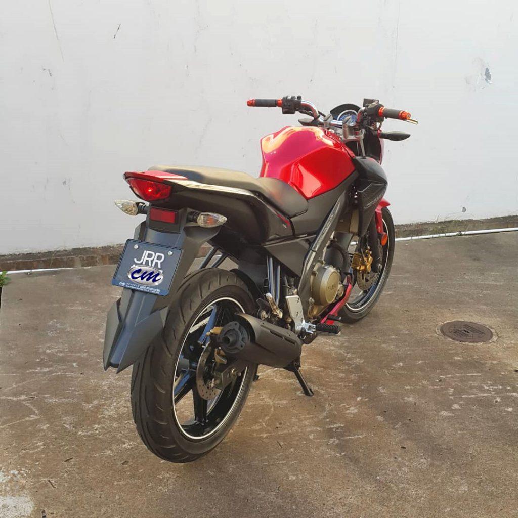 Yamaha FZ 150 Fuel Injection 2016