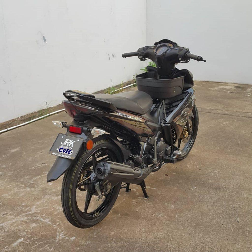 Yamaha LC 135 ( V4 ) 2016