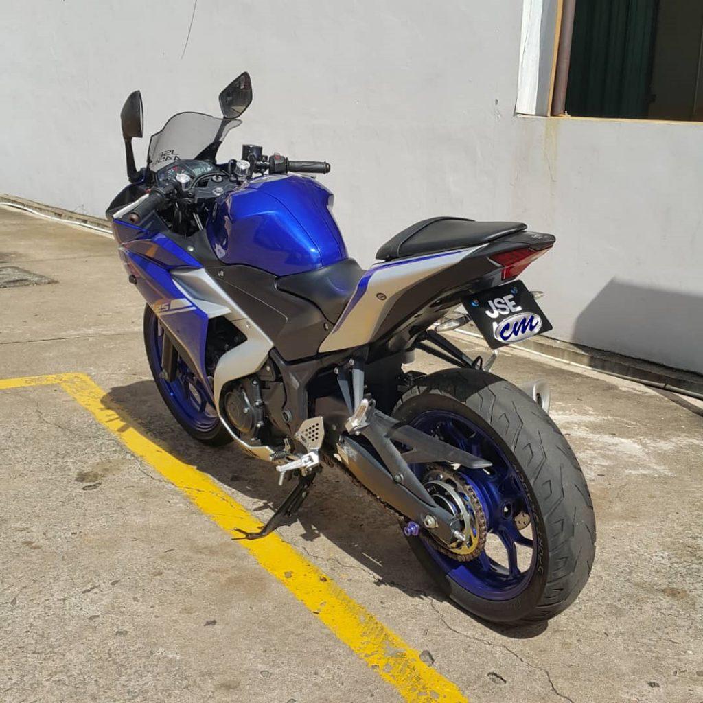 Yamaha R25 Original 2017