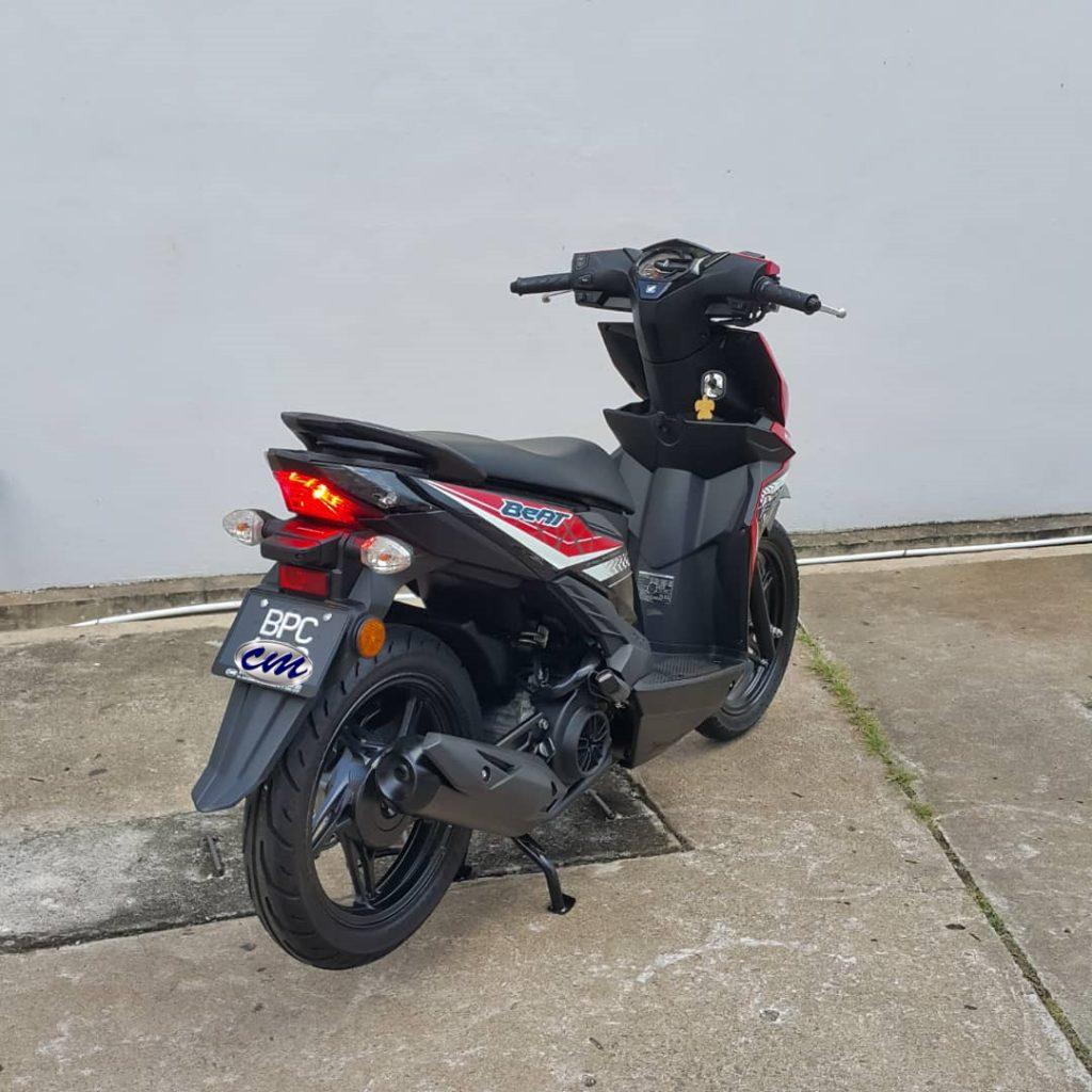 Honda Beat 110 2017