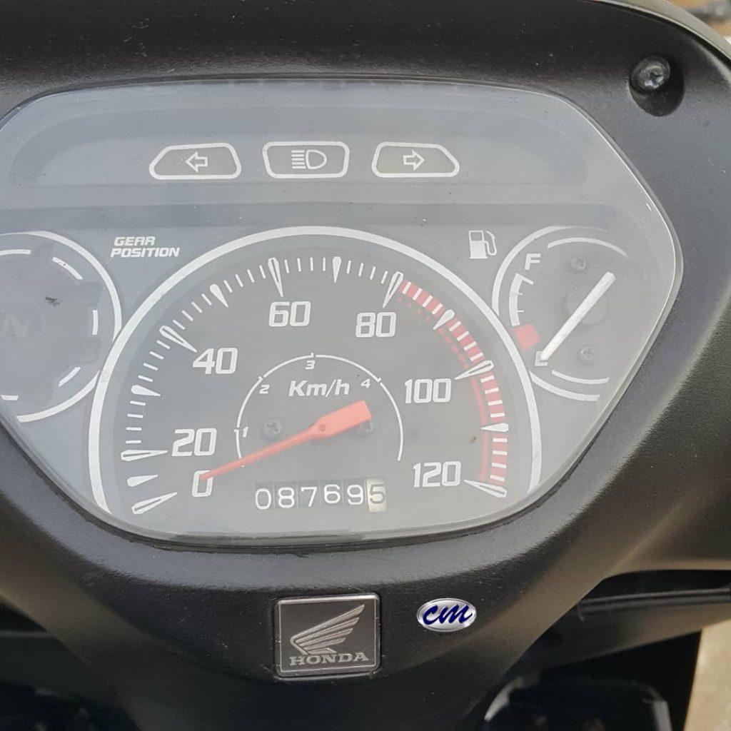 Honda Wave 110 DX 2015