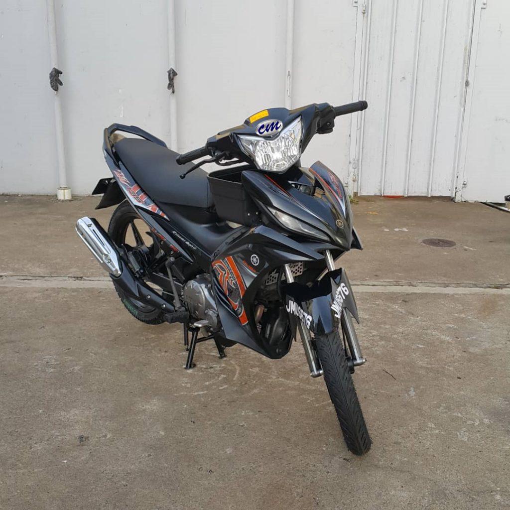 Yamaha LC 135 V2 2011