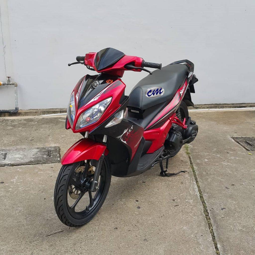 Yamaha Nouvo LC 135 2014