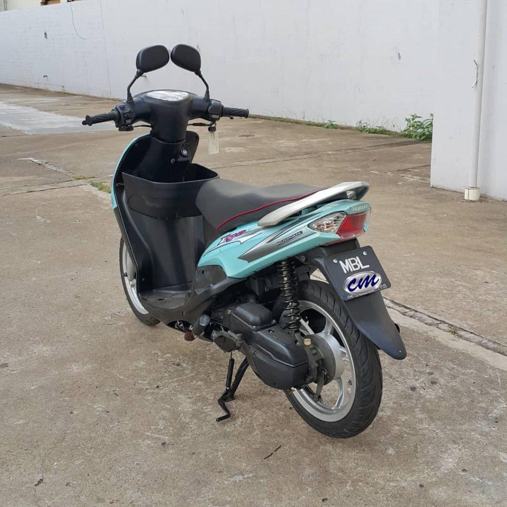 Yamaha Ego 115 2007