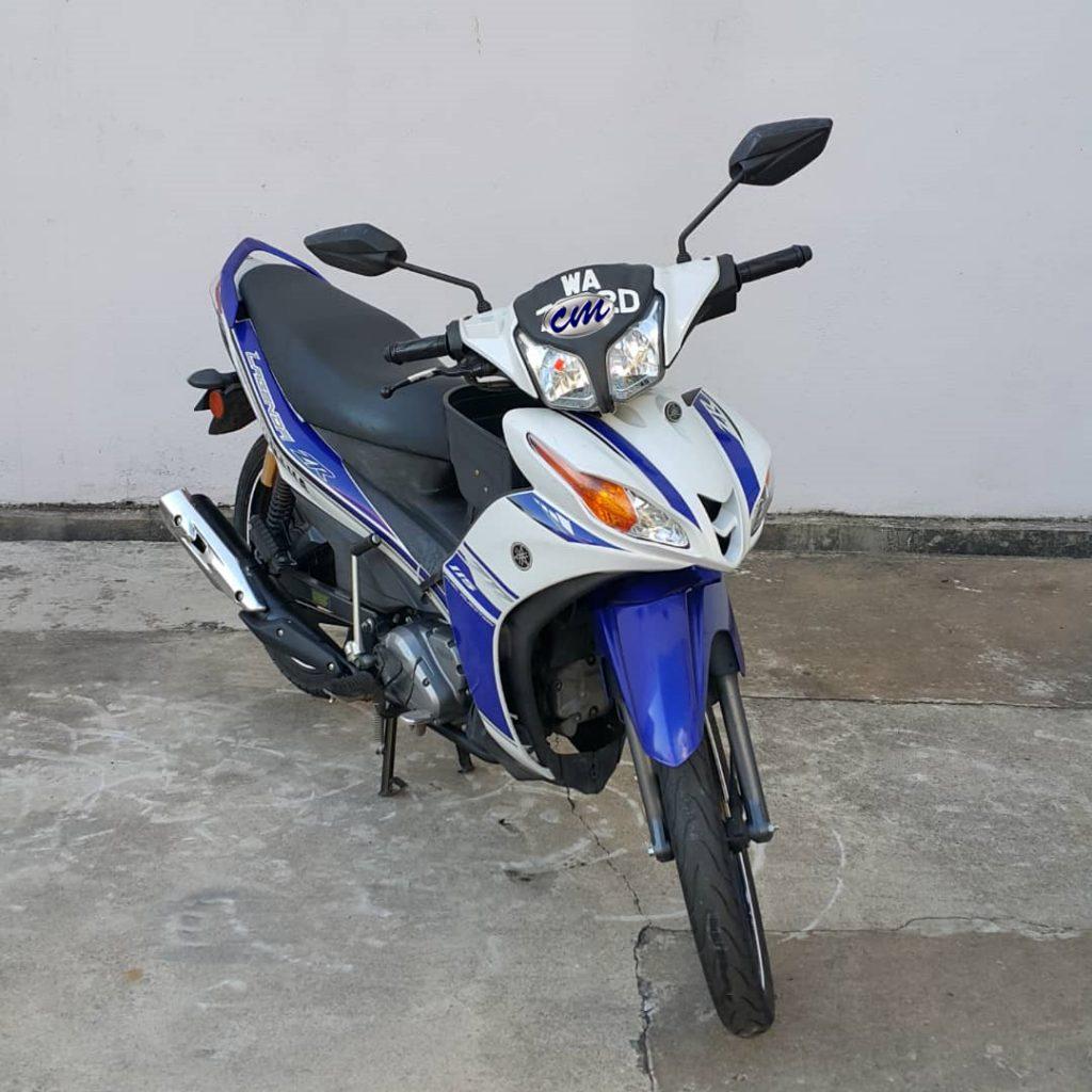 Yamaha Lagenda 115 ZR ( Limited ) 2014
