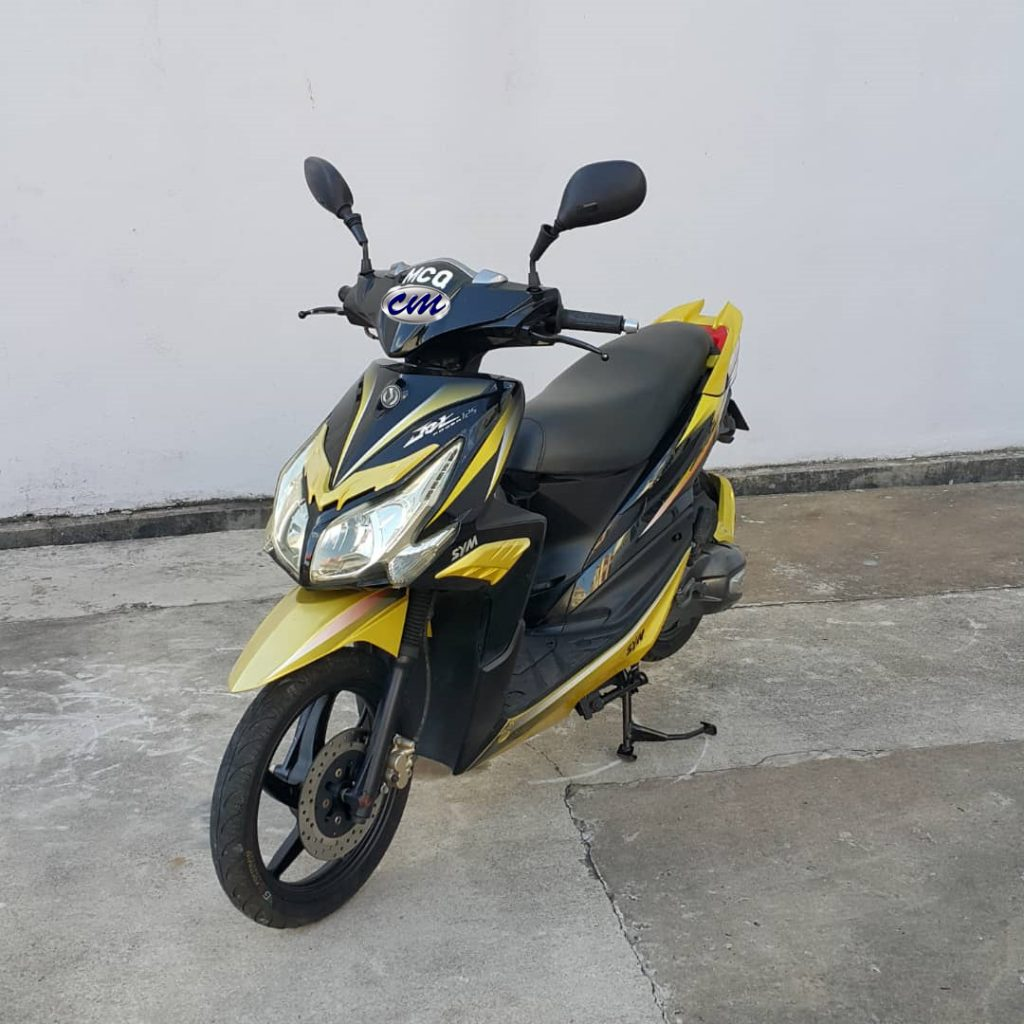 SYM Jet Power 125 2015