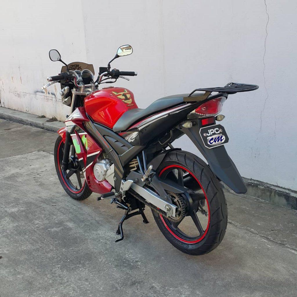 Yamaha FZ 150i ( Fuel Injection ) 2013