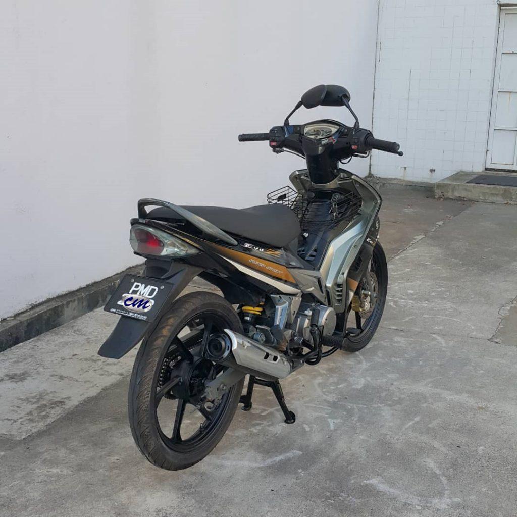 Demak Evo-Z 110 2015
