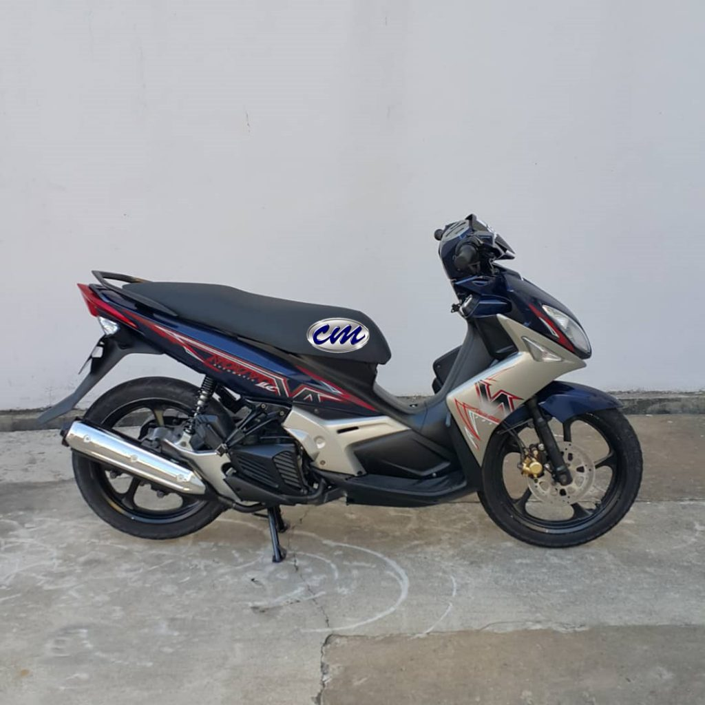 Yamaha Nouvo-LC 135 2011