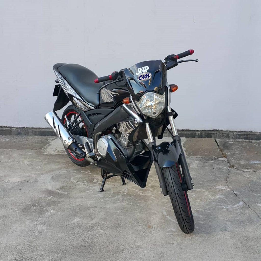 Yamaha FZ 150 i ( Fuel Injection ) 2012