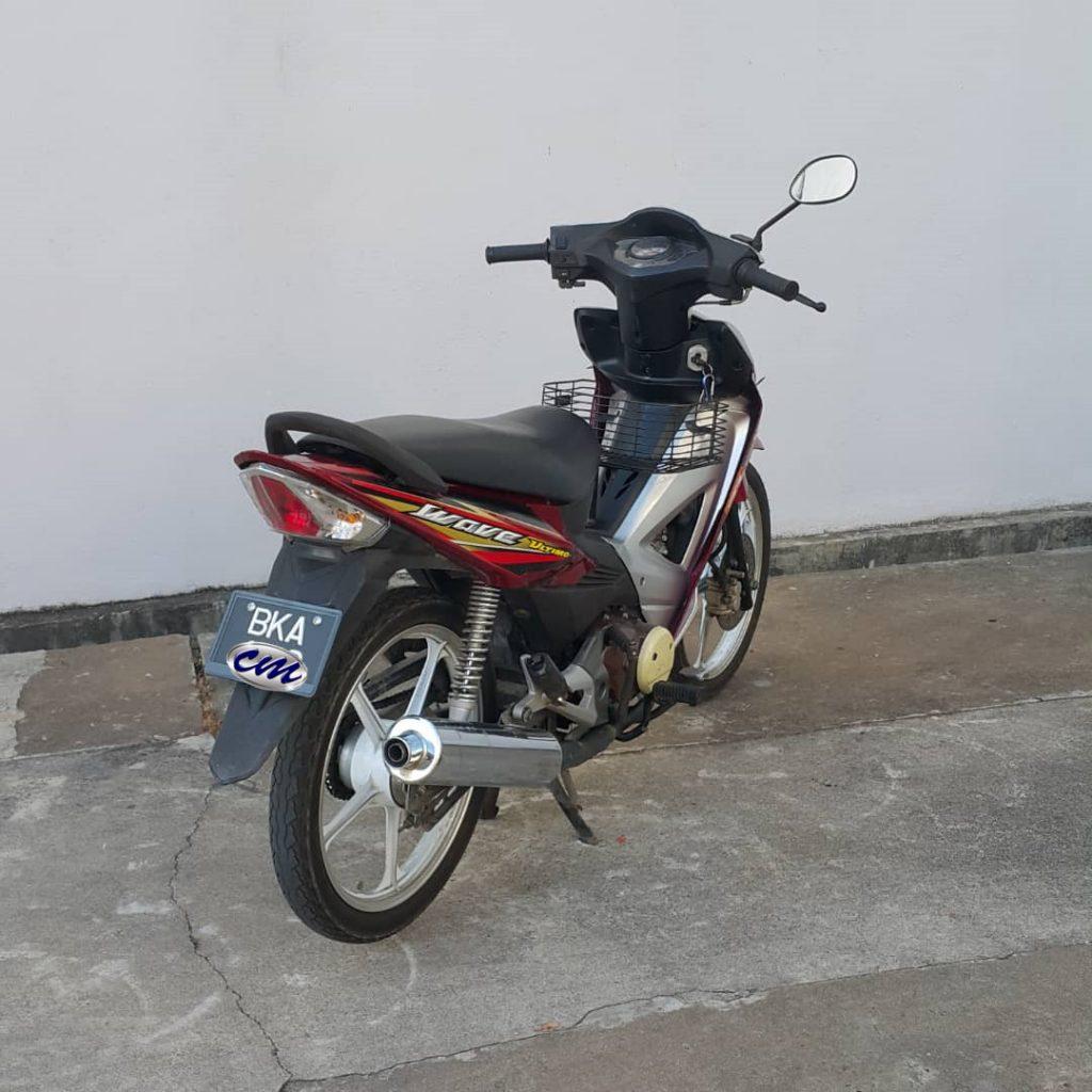 Honda Wave 125 X Ultimo 2008