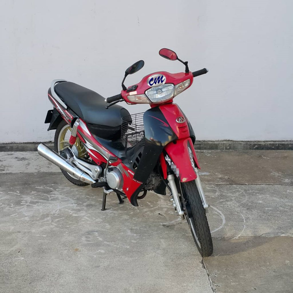 Modenas Kriss II 110cc 2004