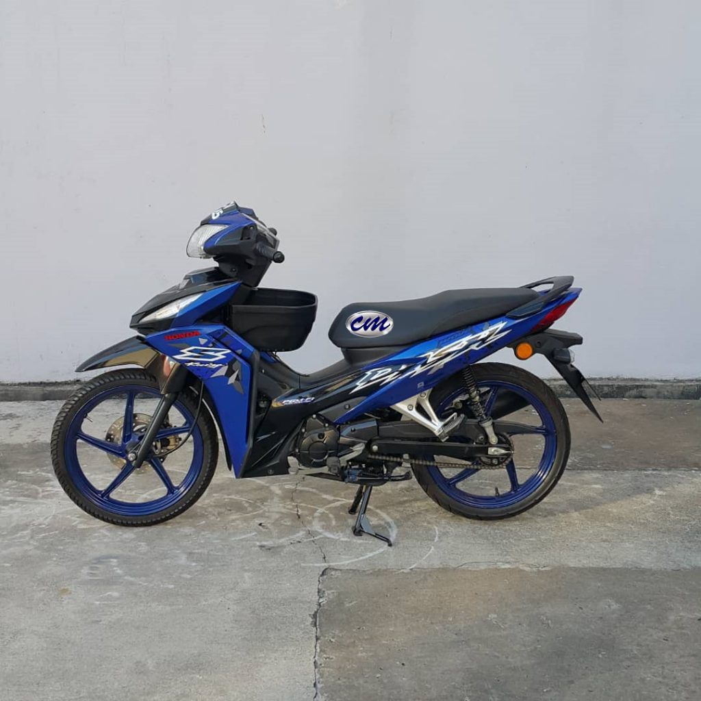 Honda Wave Dash 110 Fi ( Fuel Injection ) 2016