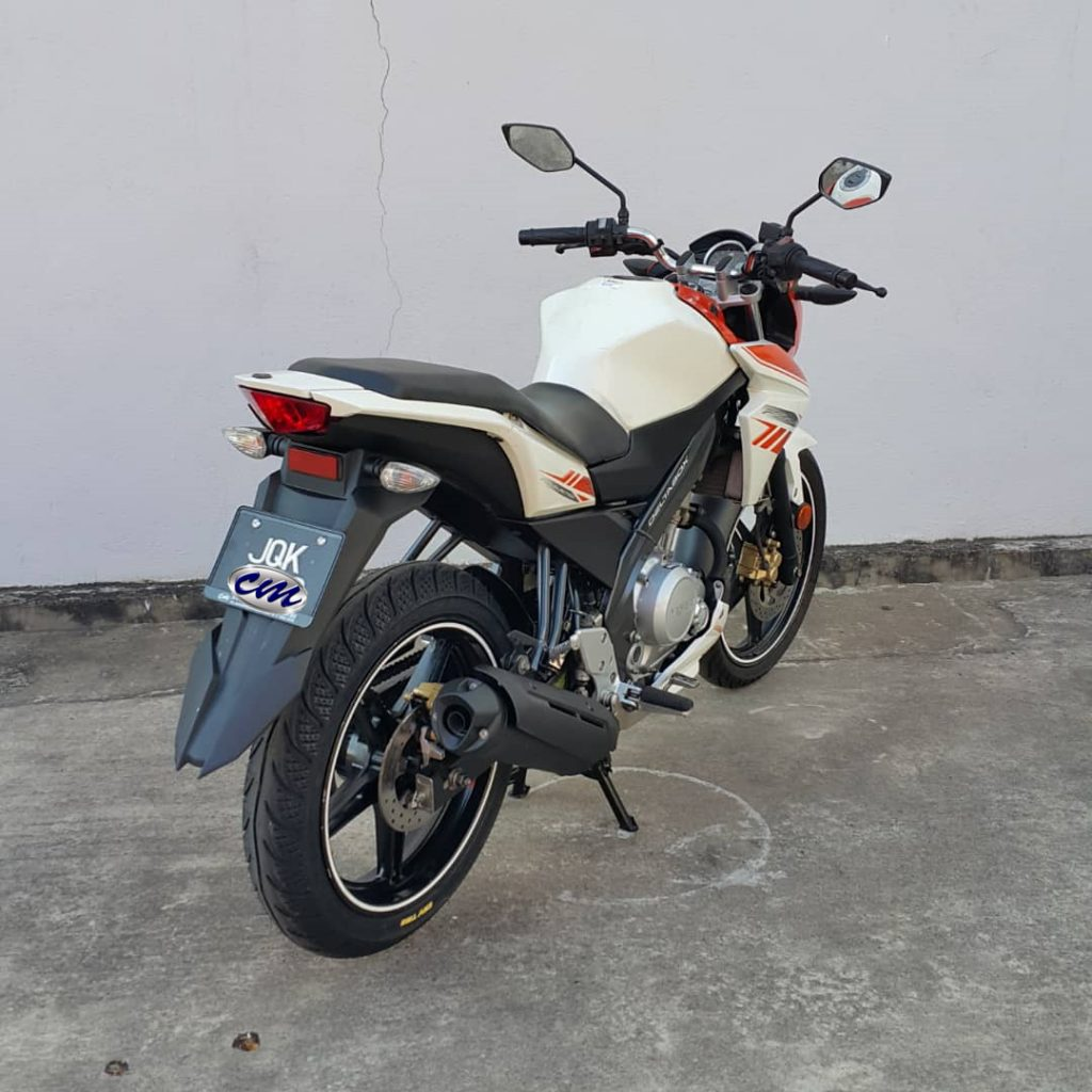 Yamaha FZ 150 i Fuel Injection 2014