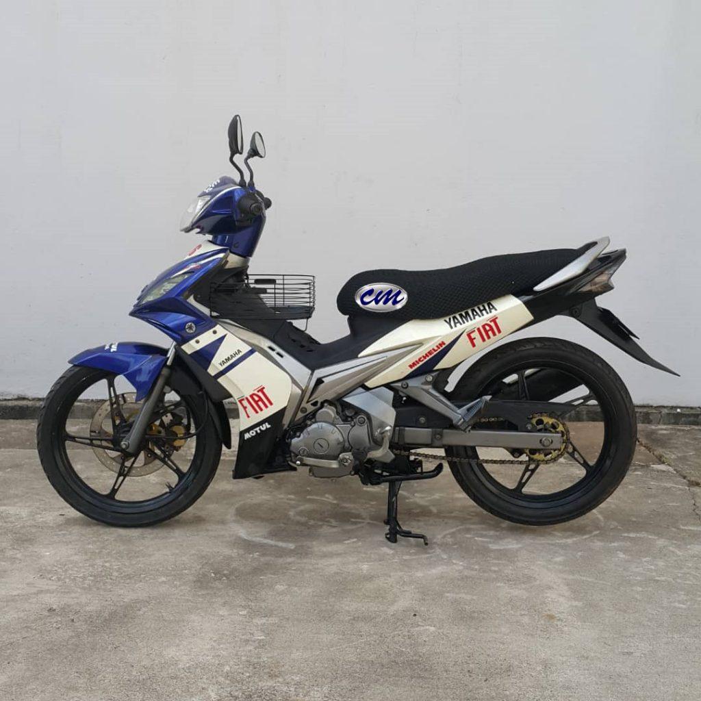 Yamaha LC 135 V1 2009
