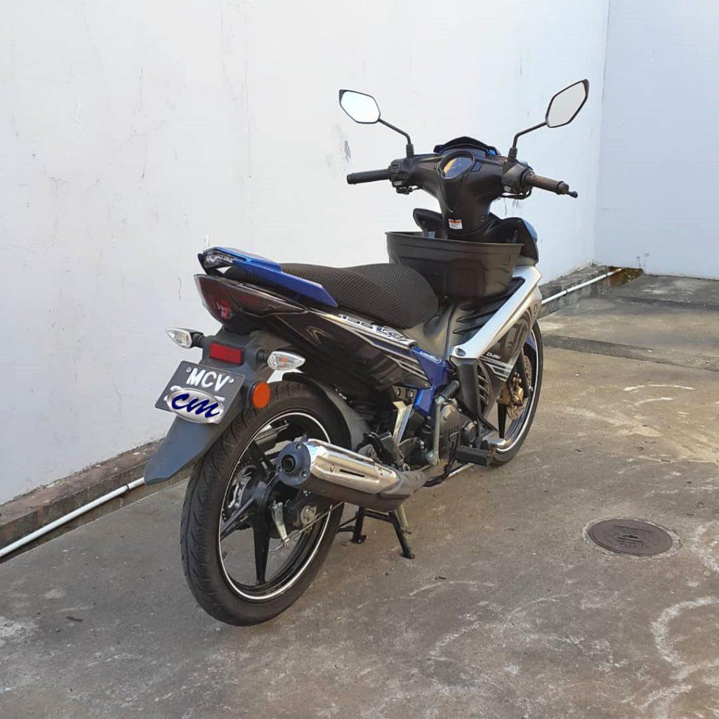 Yamaha LC 135 V4 2017