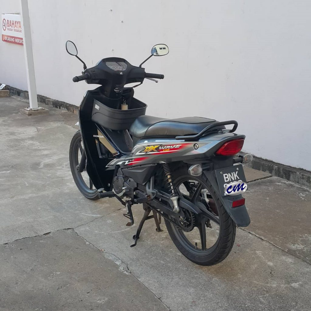 Honda Wave 110 DX 2015