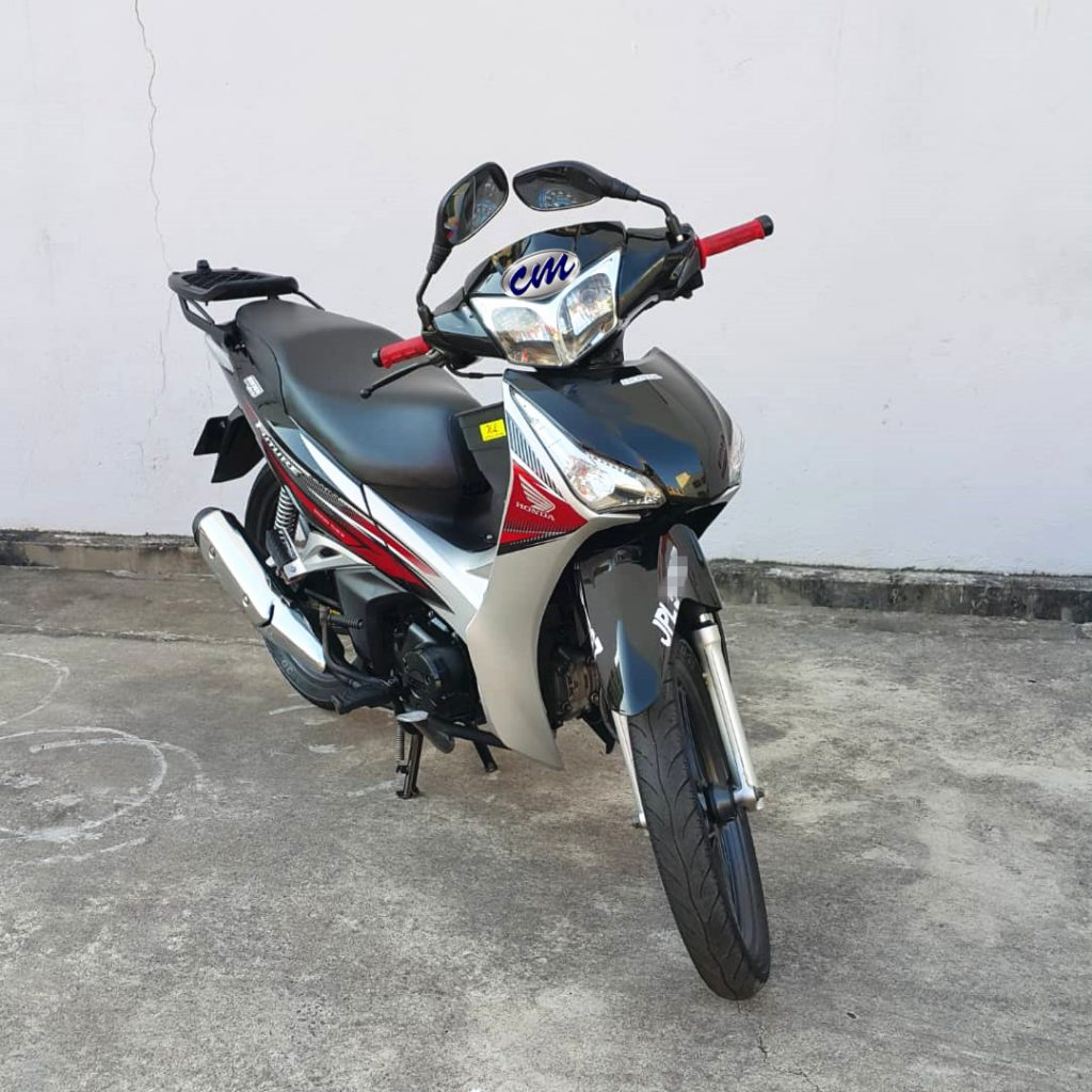 Honda Wave Future 125 2013