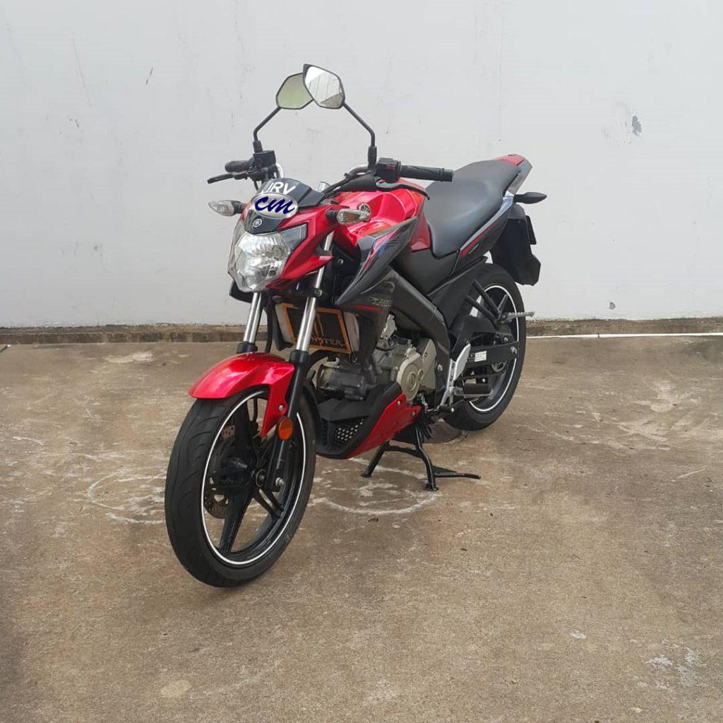 Yamaha FZ 150 i Fuel Injection 2016