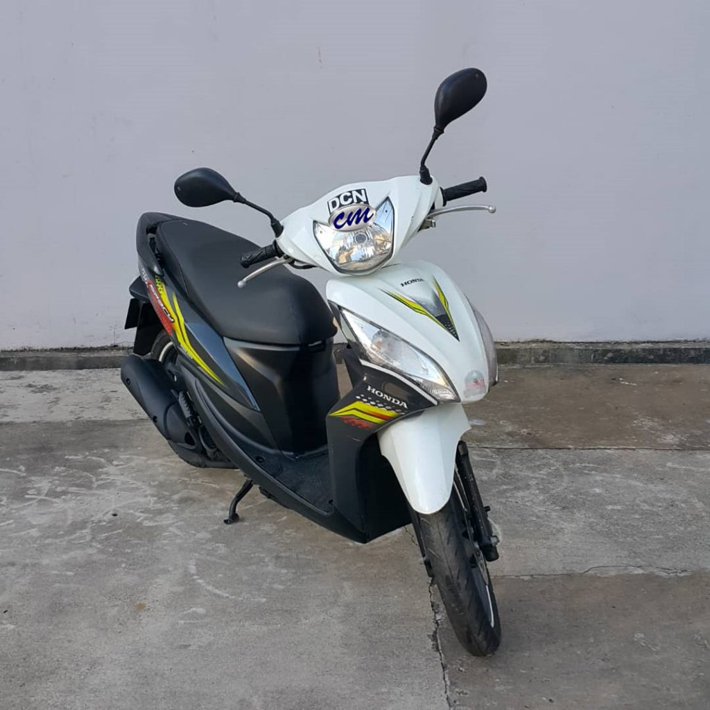 Honda Spacy 110 ( Ego Karisma Icon ) 2014