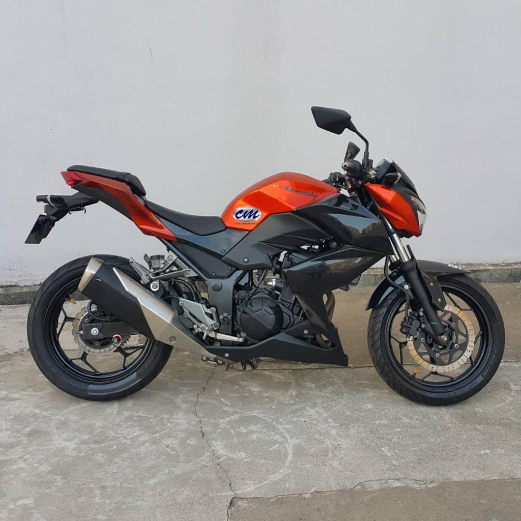 Kawasaki Z250 2015