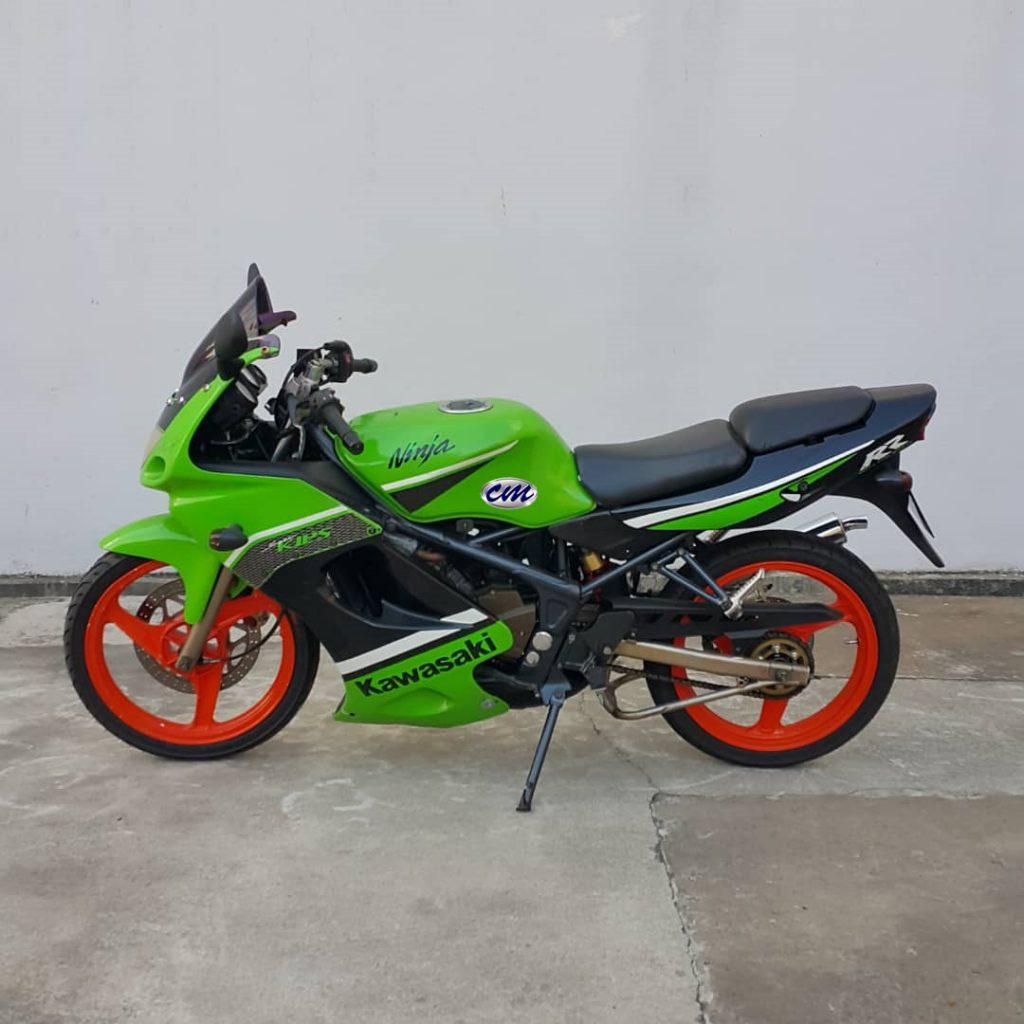 Kawasaki KR 150 RR 2012