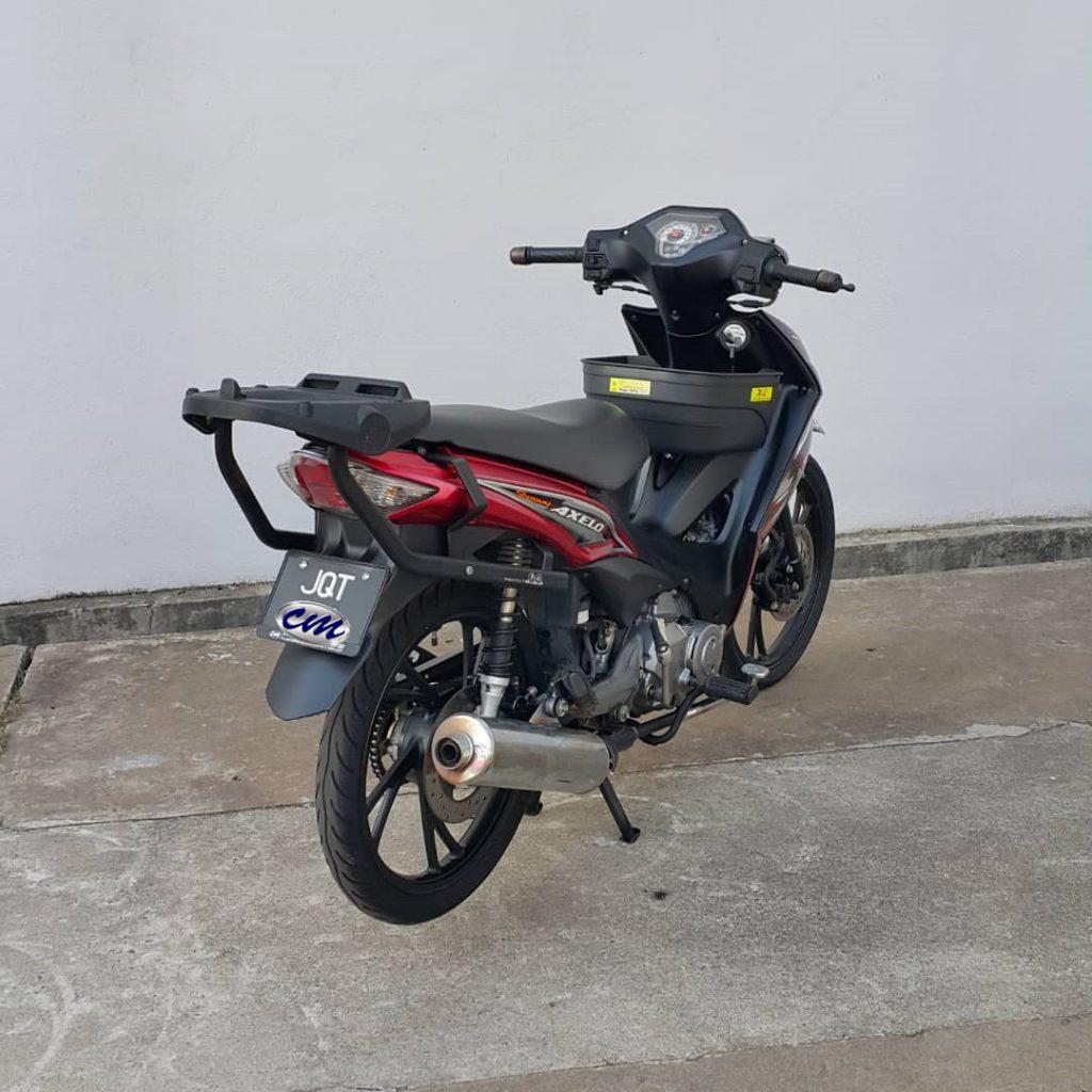 Suzuki Shogun Axelo 125 2015
