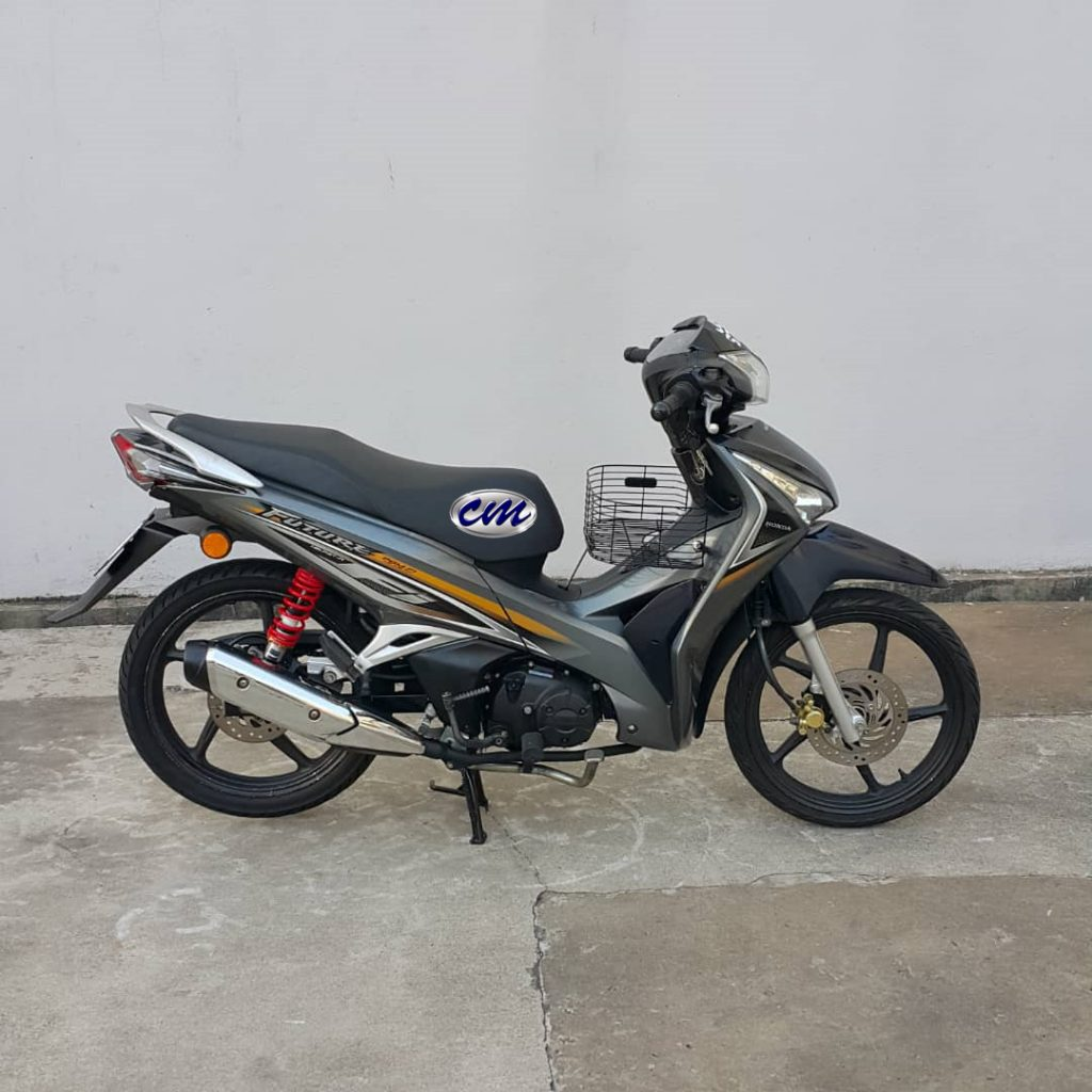 Honda Wave Future 125 Fi (2 Dis Brake) 2017