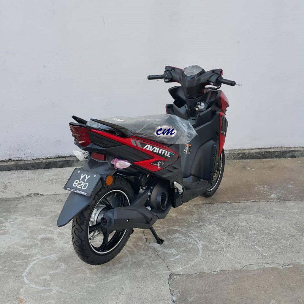 Yamaha Ego Avantiz 125 Fi ( Fuel Injection ) 2019
