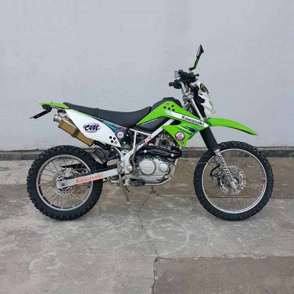 Kawasaki KLX-150 2013