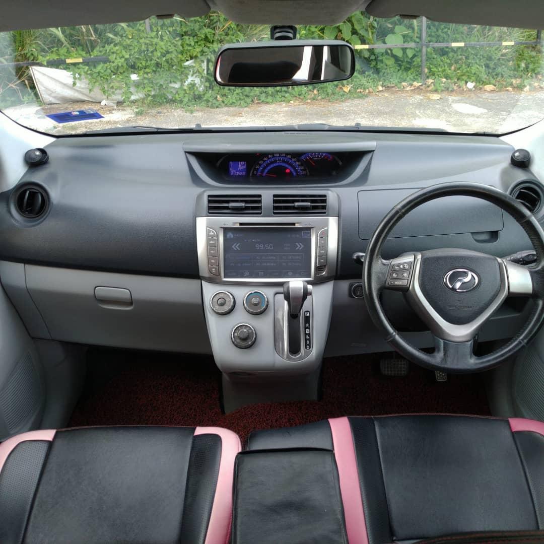 Perodua Alza 1.5 Auto 2010