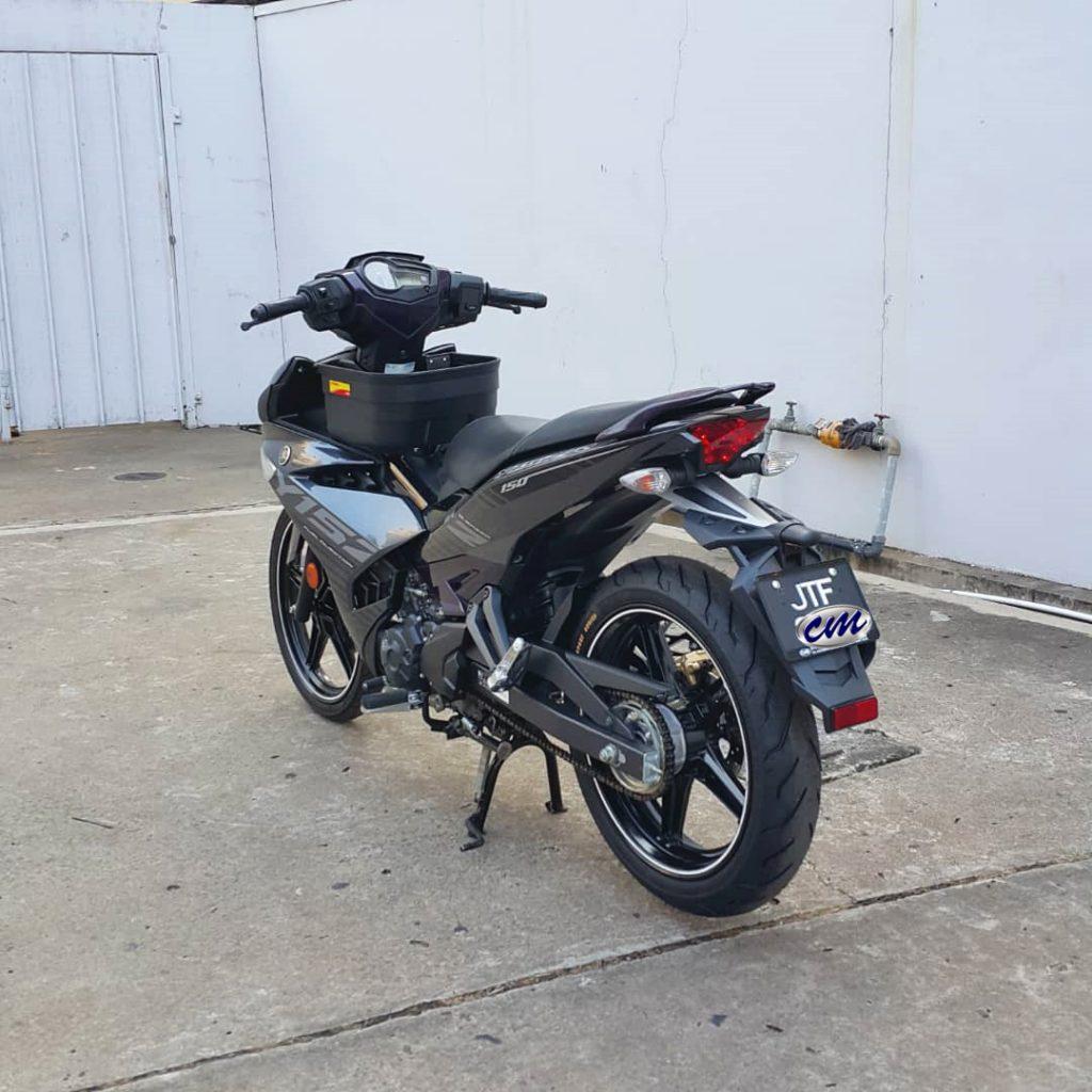 Yamaha Y15ZR 2017