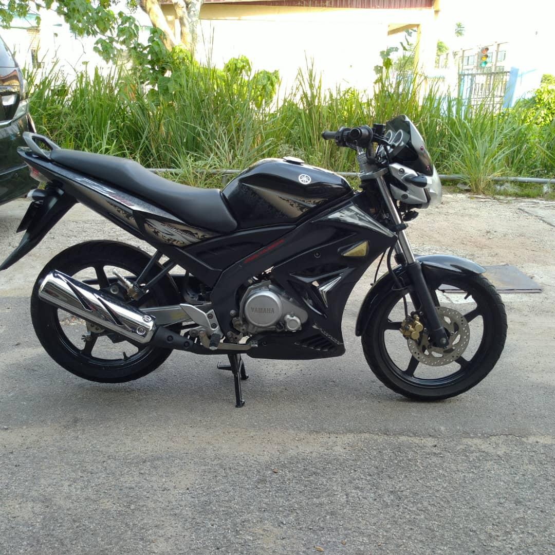 Yamaha FZ150I 2013