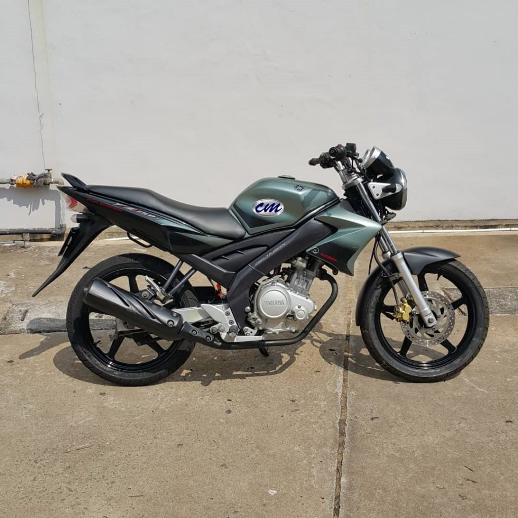Yamaha FZ 150i ( Fuel Injection ) First model 2008