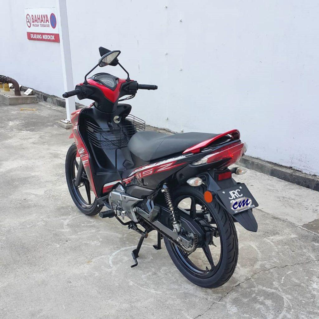 Yamaha Lagenda 115 Fi 2015