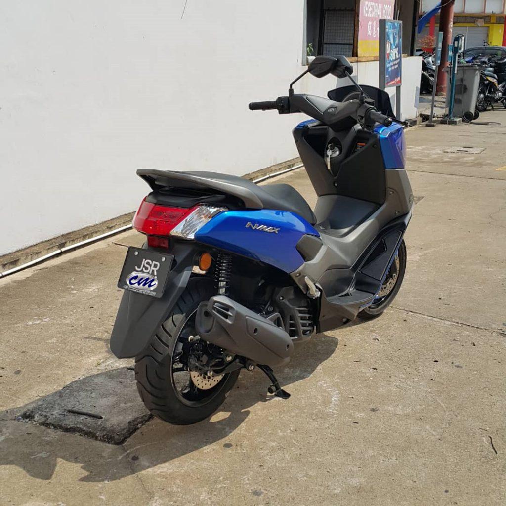 Yamaha N-Max 155 2018