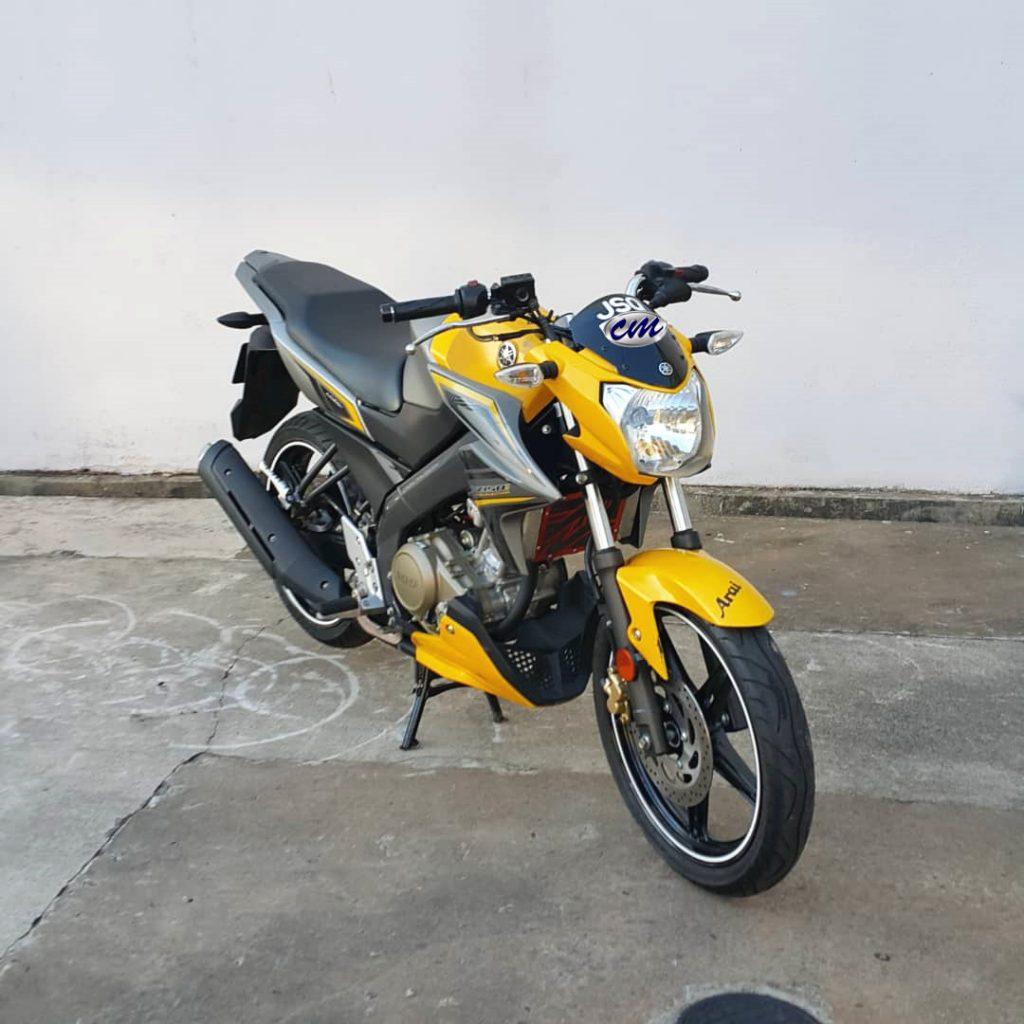 Yamaha FZ 150i Fuel Injection 2018