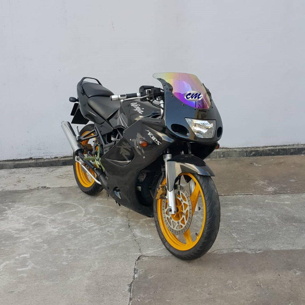 Kawasaki KR-150 RR 2010