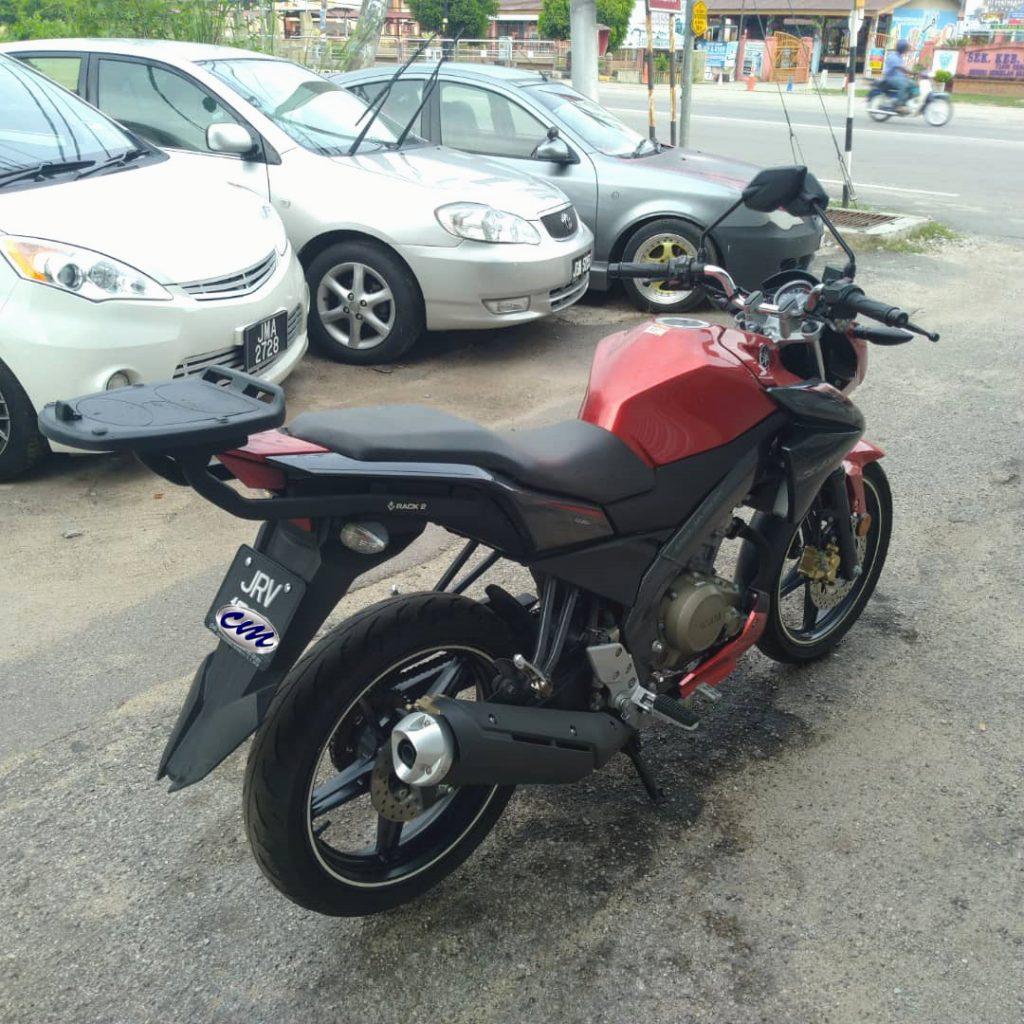 Yamaha FZ150I 2016