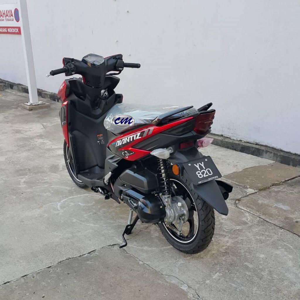 Yamaha Ego Avantiz 125 Fi 2019