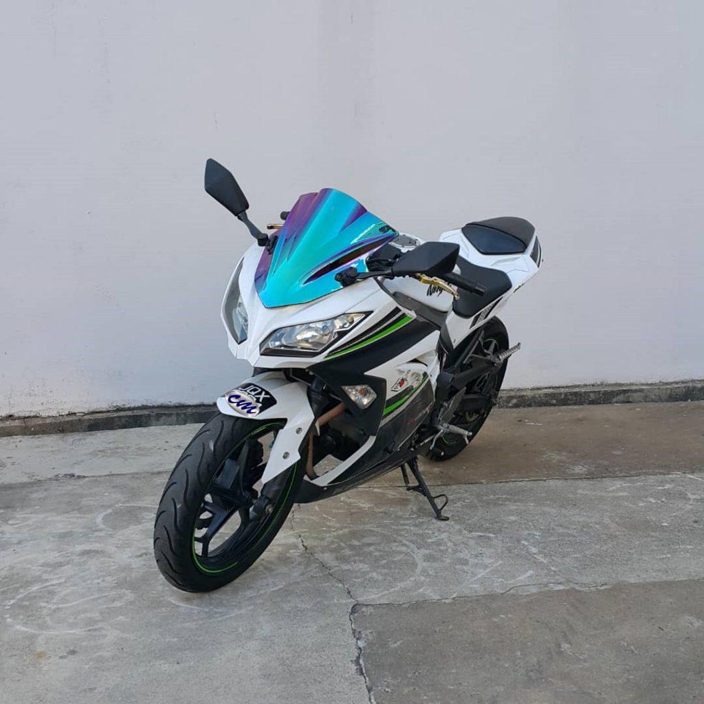Kawasaki Ninja 250 SE ( Special Edition ) 2015