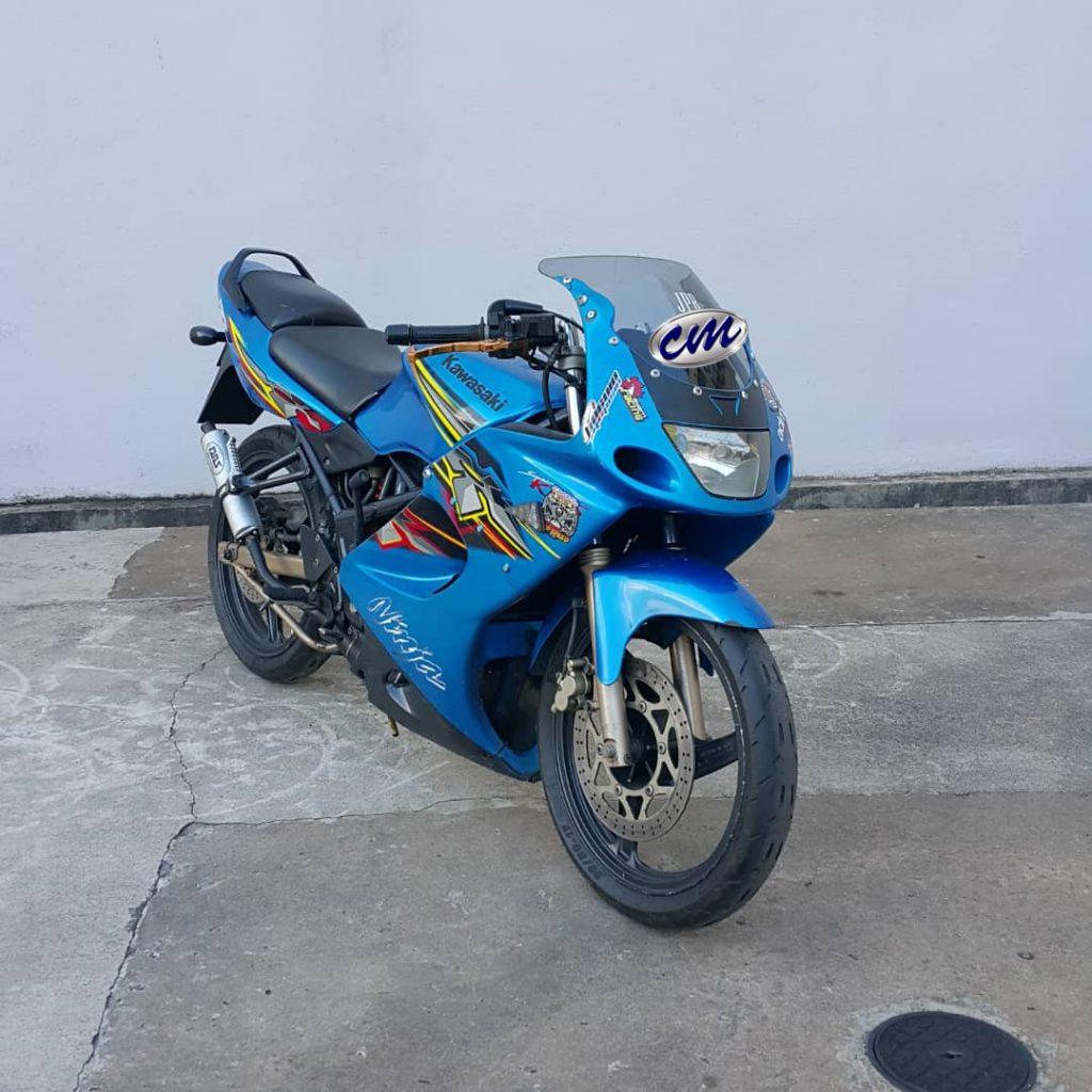 Kawasaki KR150 RR 2013