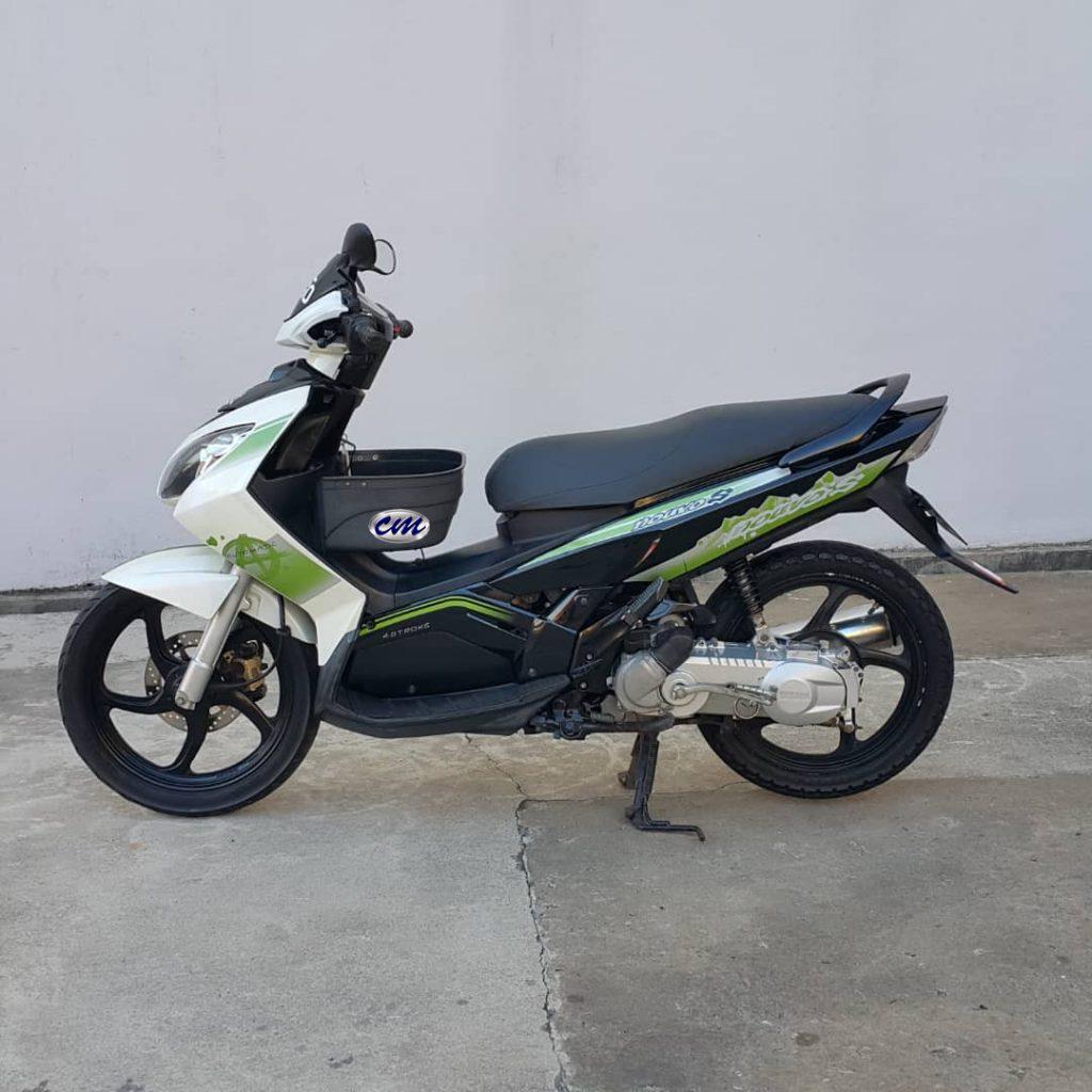 Yamaha Nouvo-S 2008