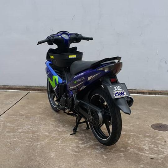 Yamaha LC 135 ES Clutch Tangan 2014